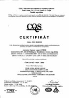 ATMOS - Minősítés és terméktanusítás